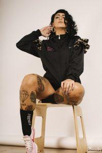 Reina Canalla - Kimono Nike Leopardo-57